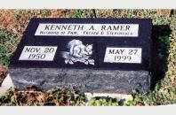 Bevel Top Marker for Kenneth Ramer 201-29