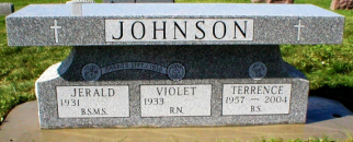 Johnson Bench