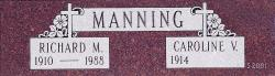 Double Flat Manning Marker